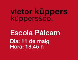 Víctor Küppers al Palcam